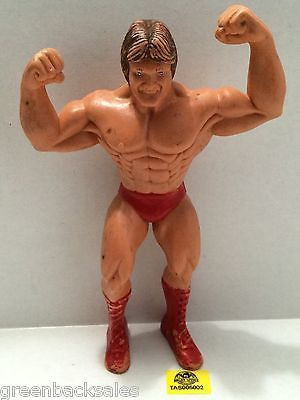 "(TAS005002) - WWE WWF WCW nWo Wrestling LJN 8"" Action Figure - Paul Orndorff"