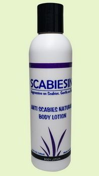 Scabiesin™ OTC Cream for Treatment of Severe and Mild Scabies