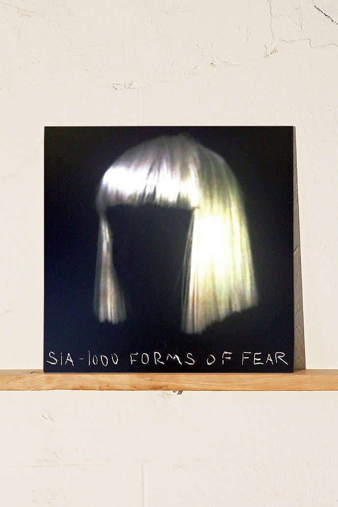 Sia - 1000 Forms Of Fear LP - Urban Outfitters