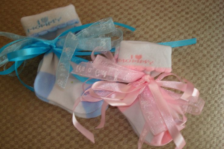 New Mom to Be Corsage; Baby Shower Corsage; Baby Girl Shower Corsage; Baby Boy Shower Corsage; Unique Gift for new moms; fancy baby socks by trishah55 on Etsy