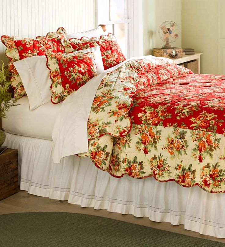 32 best For the Home: Bedspread/Quilts images on Pinterest ... : floral quilts for sale - Adamdwight.com