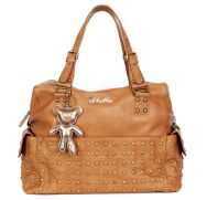 Il Tutto Frankie baby changing bag in Tan