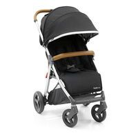 Oyster Zero Pushchair in Black: The Oyster Zero is a lightweight pushchair suitable from birth. It features an aluminium chassis with easy…