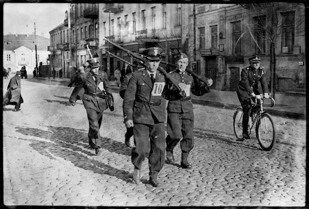 Białystok lata 1936 - 1938
