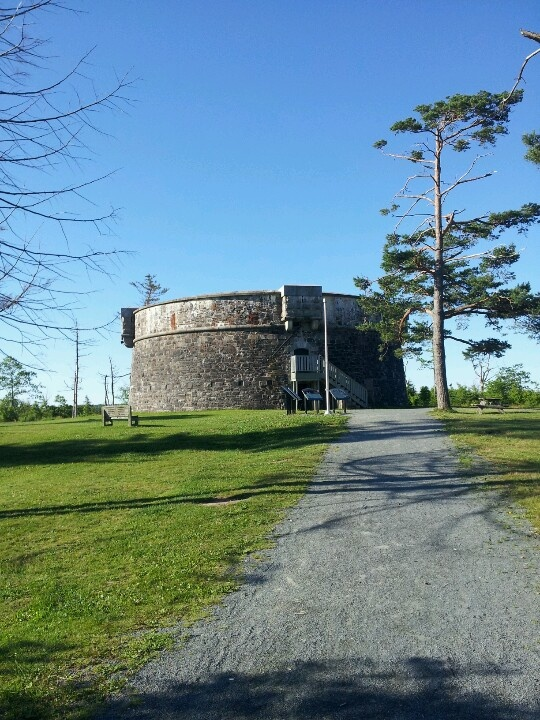 Martello Tower, Point Pleasant Park