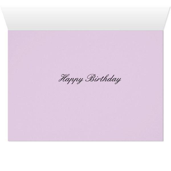 Lavender Mood Card #cards #birthday #happybirthday