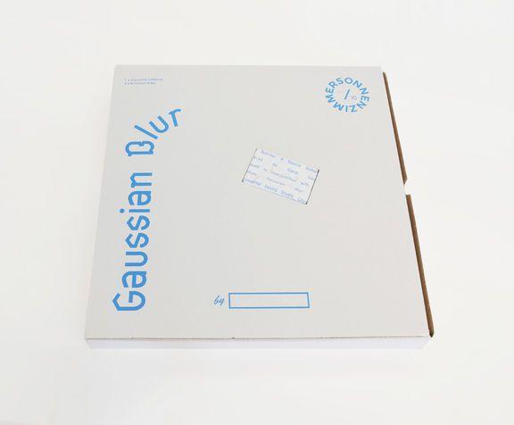 Sonnenzimmer   Gaussian Blur Cassette Catalog, 2017