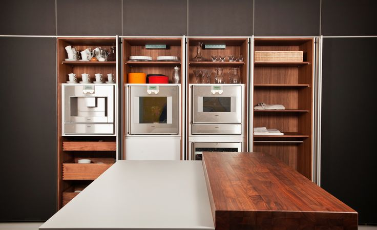 cocinas bulthaup sistema b3s showroom pinterest. Black Bedroom Furniture Sets. Home Design Ideas