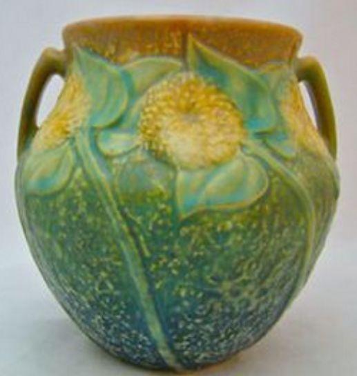 ◭ Penchant for Pottery ◮ Roseville