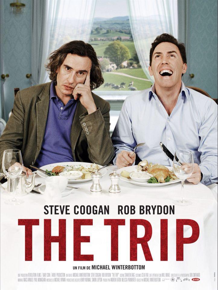 THE TRIP スティーヴとロブのグルメトリップ