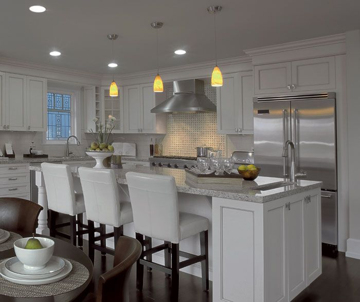 Simple And Beautiful KitchenCraft Cabinets