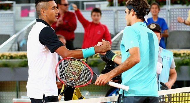 Ο Ελληνοαυστραλός τενίστας σε δηλώσεις του είπε ότι πρότυπο του είναι ο Ελβετός Ρότζερ Φέντερερ. Στα πλαίσι
