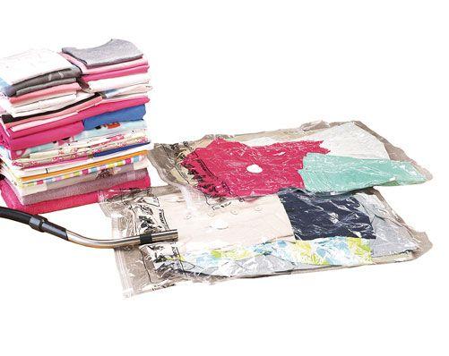 Jumbo Vacuum Bags for storing bulky items