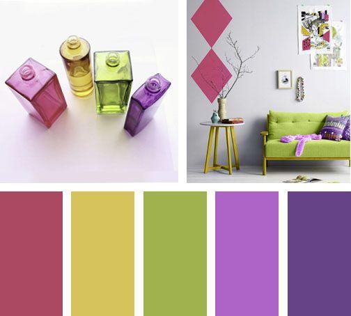 Las 25 mejores ideas sobre paleta de color verde en - Paleta de colores titanlux ...