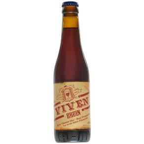 Cerveja Belga Belgian Strong Ale Viven Bruin 330ml