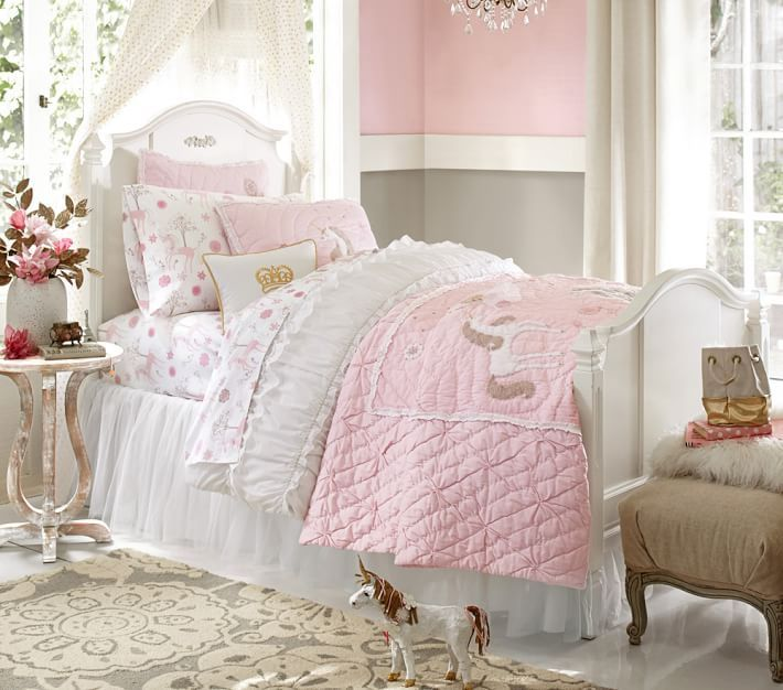 Unicorn Quilted Bedding