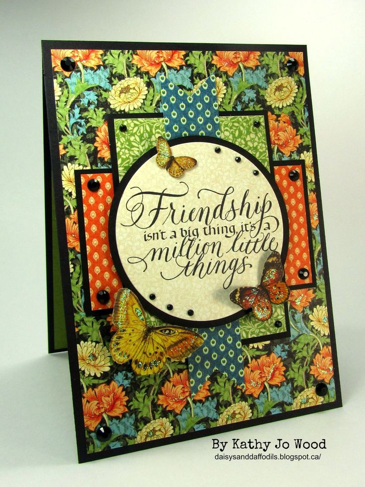 1510 best Cards - G45 images on Pinterest | Graphic 45, Paper crafts ...