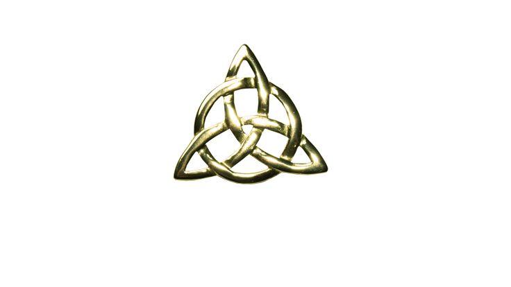 Triquetra pendant
