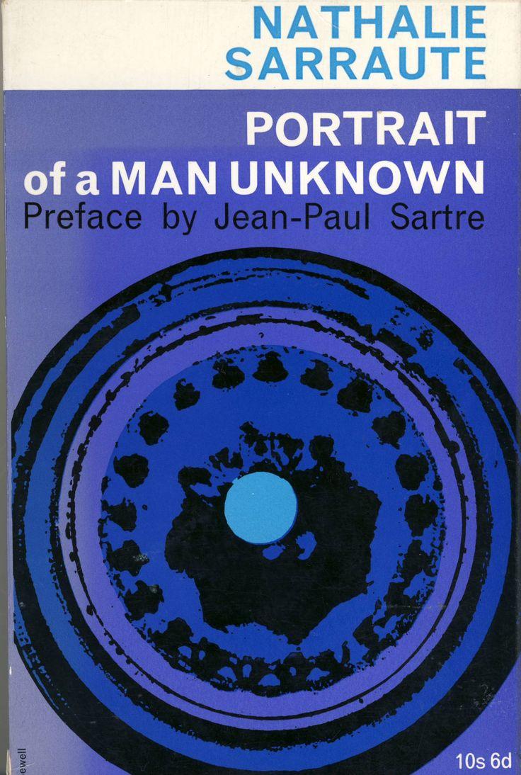 Nathalie Sarraute – Portrait of a Man Unknown