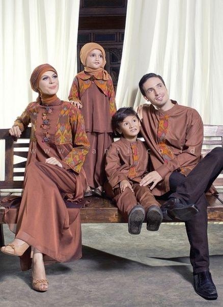 Inspirasi Baju Muslim Keluarga untuk Berbagai Kesempatan