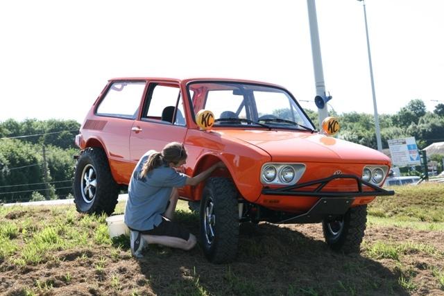VW type 4 off roader!