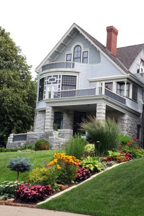 Front landscape design ideas