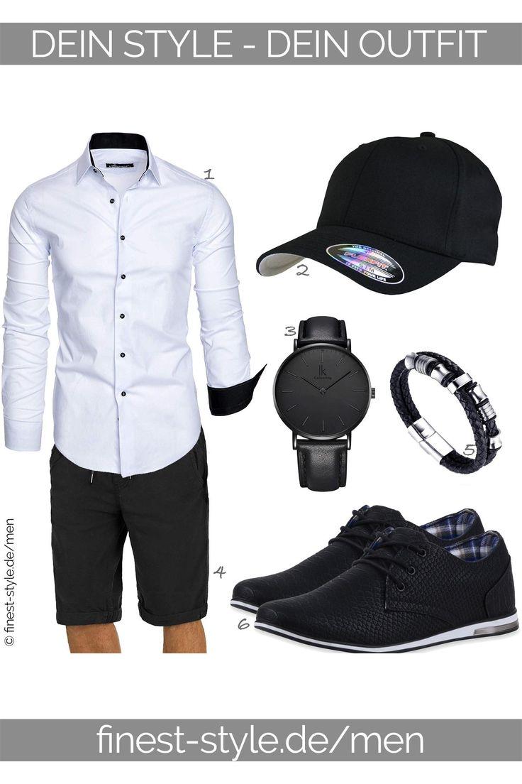 Mega cooles MännerOutfit mit Einzelteilen von Flexfit, Halukakah, Alienwork, St… – finest-style.de-Outfits
