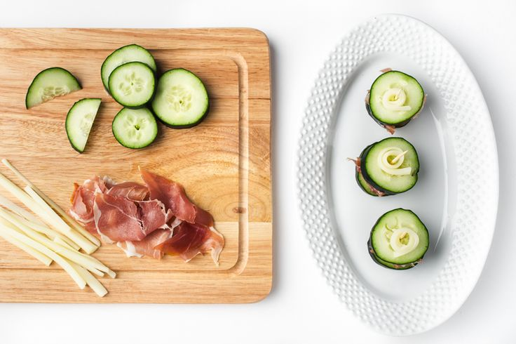 5 Healthy Cucumber Snacks