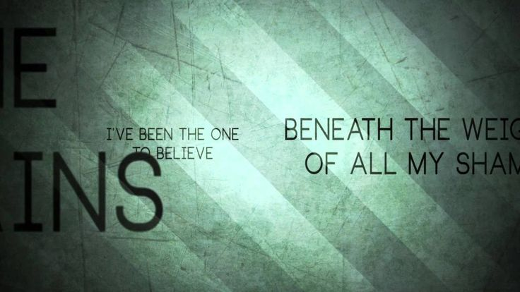 """MercyMe - You Are I Am (Official Lyric Video) """"You're the One who conquers giants, You're the One who calls out kings, You shut the mouths of lions....:."""""""
