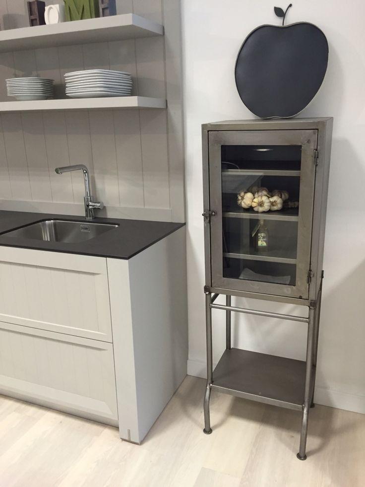 Detalle modelo Arkadia de Dica en Cocinas Urriza