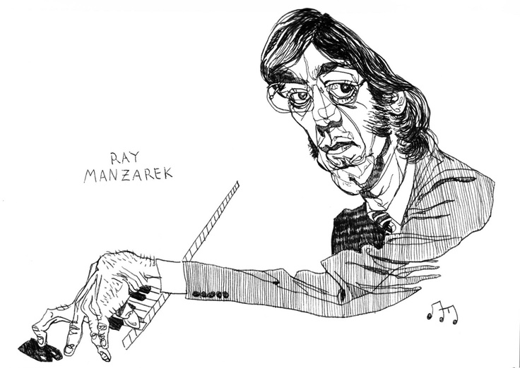 Ray Manzarek, 2013