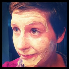 Sparkles and Crafts: Honey Face Mask