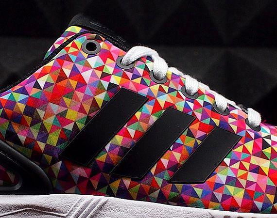 adidas Originals ZX FLUX   Multicolor Prisms   Preview