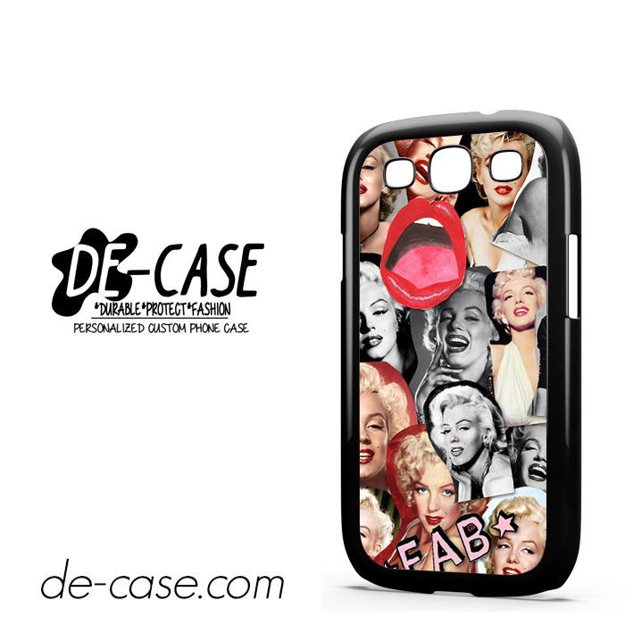 Merlyn Monroe DEAL-7037 Samsung Phonecase Cover For Samsung Galaxy S3 / S3 Mini