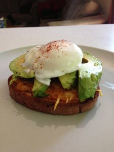 poached egg with chipotle mayo sandwich! | Breakfast is for Lovers ...