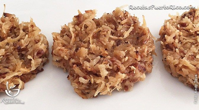 dulce de coco Puerto Rico