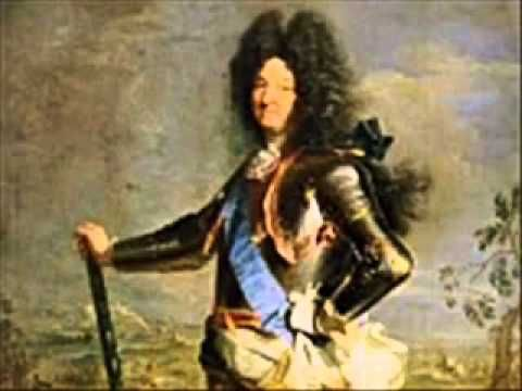 WDR5 Zeitzeichen - Der König stinkt - König Ludwig XIV - YouTube