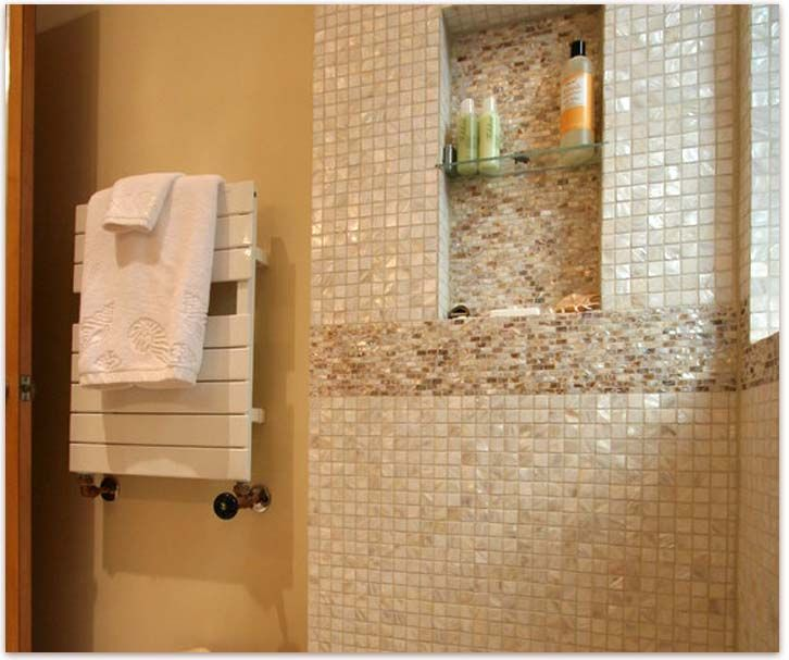 Bathroom Ideas Using Mosaic Tiles 278 best shower tile - glass and mother of pearl shower tile