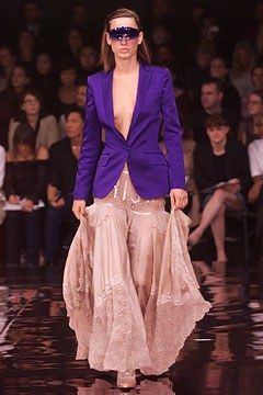 Stella McCartney Spring 2002 Ready-to-Wear Fashion Show - Natasa Vojnovic (Elite), Stella McCartney-Rachel Williams