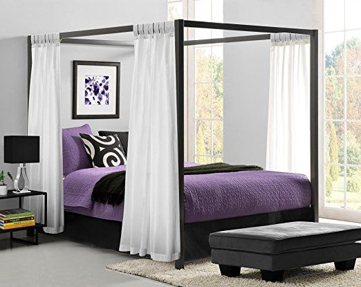 25 Best Canopy Bed Frame Ideas On Pinterest Wooden Bedroom Urban Outfitters Furniture And