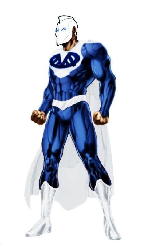 Blue Marvel, Adam Brashear | Black Superheroes