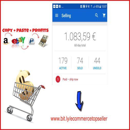 🙂 Μπορείς Και Εσύ Να Γίνεις Οικονομικά Ανεξάρτητος ! 🙂 => Για περισσότερες πληροφορίες επισκεφτείτε το Sait μας http://bit.ly/ecommercetopseller => Κάντε Like και Share στην επίσημη σελίδα μας στο Facebook https://www.facebook.com/ecommercetopseller/ => Βρείτε μας και στο Twitter https://twitter.com/ecommercetopsel =>Στο Google Plus http://bit.ly/goplusgle => Και στο pinterest https://gr.pinterest.com/ecommercetopseller #amazon,#ebay,#infinii,#ecommerce,#ECommerce #Marketing…