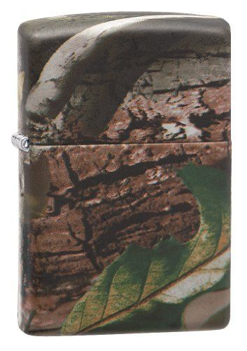 Zippo Realtree APG Lighter (Green, 5 1/2x 3 1/2-Cm) by Zippo. Save 40 Off!. $18.66. New 2012 Wrapped lighter. -