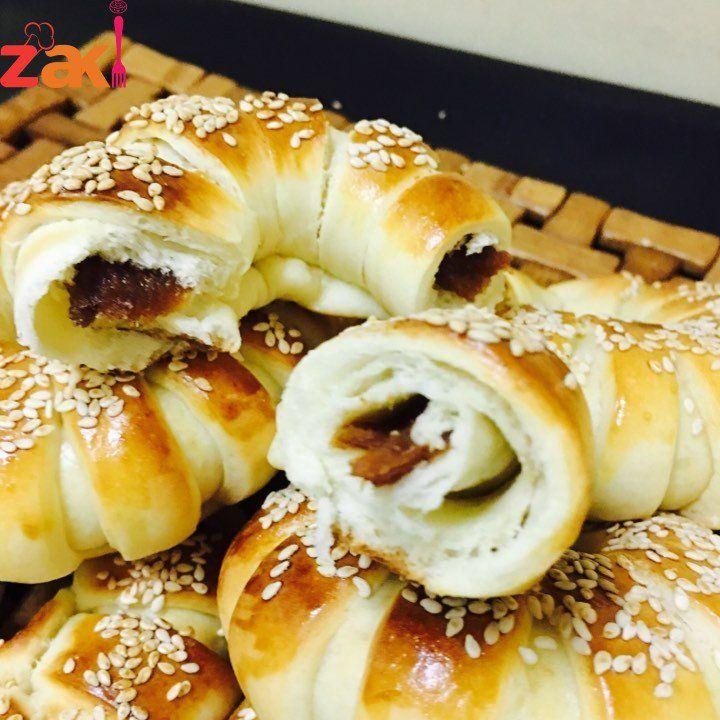 طريقة عمل المعجنات زاكي Arabic Sweets Lemon Cookies Food