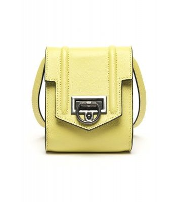 Stock your closet with delicious brights from #ShopBAZAAR's Rainbow Room: Reece Hudson Siren Mini Bag