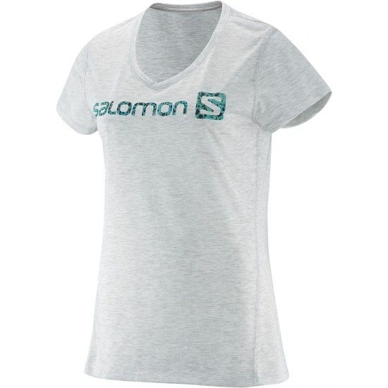SALOMON Elevate SS Tech Tee női futópóló