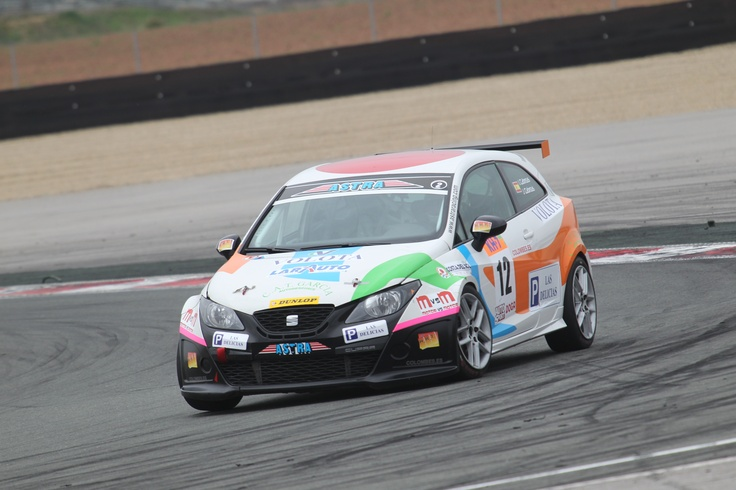 Jorge Cabezas - Ignacio Cabezas (SEAT Ibiza SC Trophy)