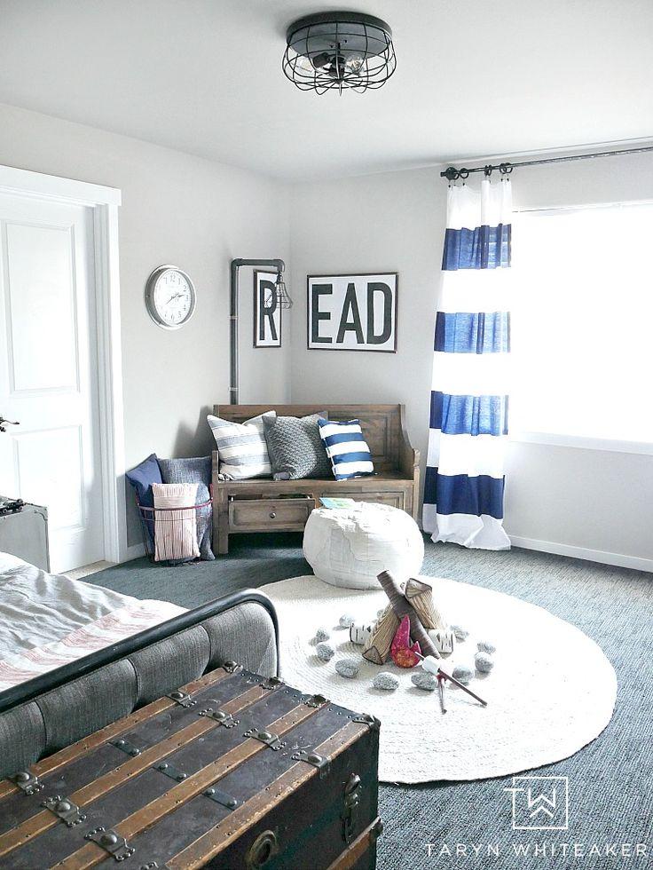 Modern Boys Room best 10+ navy boys rooms ideas on pinterest | paint colors boys