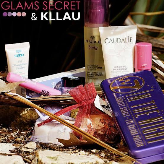 Amostras e Passatempos: Passatempo Glams Secret by Kllau