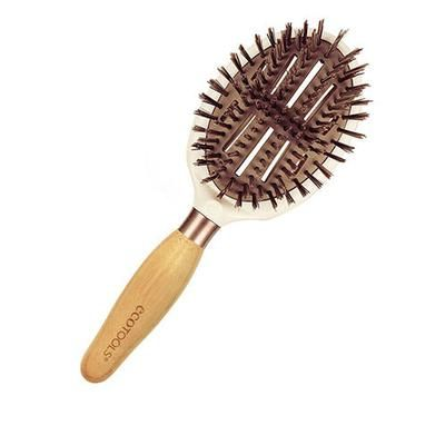 Ecotools Sleek & Shine Finisher Oval Hairbrush
